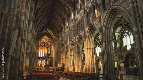 大聖堂 Canvas Print