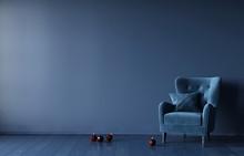 Festive Monochrome Interior In...