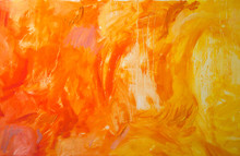 Painting Abstract Artwork Oil ...