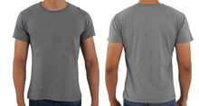 Grayblank Copy Space  T-shirt ...