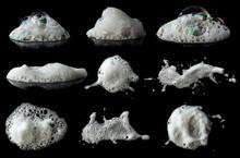 Set Of Soap Foam Shaving Cream...