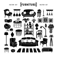 Vector Set With Isolated Livin...