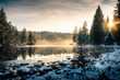 Winterzauber am See