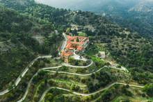 Machairas Monastery Dedicated ...
