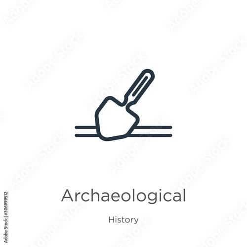Photo Archaeological icon