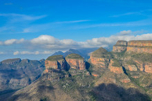 Blyde River Canyon And Three R...