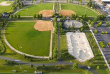Sports Complex Aerial