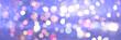 canvas print picture - Bokeh Hintergrund