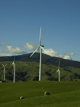 Wind Turbine For Electricity Generation