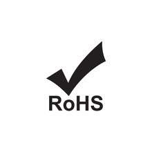 Rohs Icon Symbol Vector Illust...