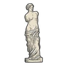 Venus De Milo Ancient Greek St...