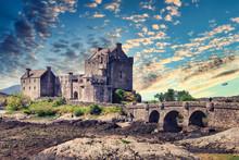 Medieval Eilean Donan Castle I...