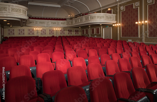 Photo Chairs at a theatre