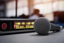 Microphone For Speaker Speech ...