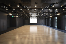 Projection Hall With Projectio...