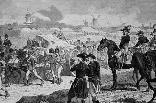 Photo Anglo-Russian invasion of Holland, 1799