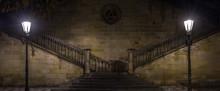 Stairwell Charles Bridge Prague