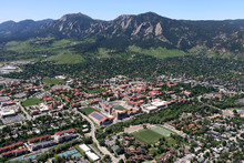 University Of Colorado Boulder...