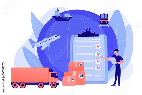 Fotomural Orders worldwide shipment service agreement