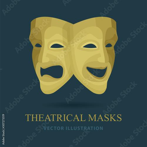 Cuadros en Lienzo Masks