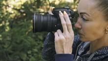Traveler Photographing Scenic ...