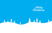 Elegant Merry Christmas And Happy New Year Card Design. Happy Holiday Card. Greeting Card