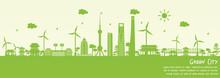 Green City Of Shanghai, China....