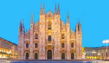 Milan Cathedral - (Duomo Di Mi...