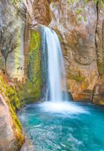 Sapadere Canyon And Waterfall ...