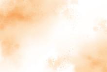Light Brown Watercolor Splash ...