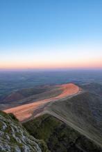 Brecon Beacons Sunset