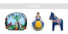 Souvenir (magnet) From Sweden ...