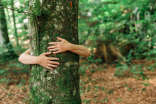 Environmentalist Tree Hugger I...