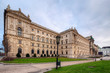 Neue burg - the new part of the Hofburg palace. Vienna, Austria