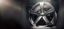 Beautiful Black Alloy Wheels M...