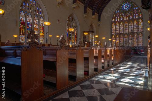 Photo Lincoln's Inn Chapel in London