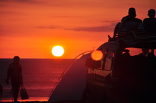 Costa Rica Beachside Sunset