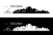Tacoma Skyline - Washington, U...