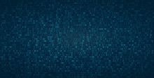 Abstract Binary Background For...