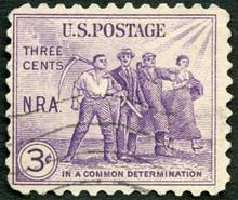 USA - 1933: Shows Group Of Wor...