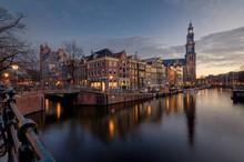 Westerkerk And Anne Frank Hous...