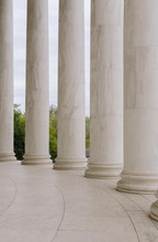 Marble Columns From The Jeffer...