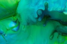 Liquid Color Waves Background