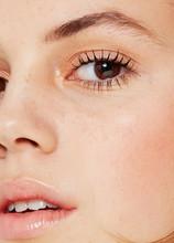 Eyelashes Mascara Beauty Closeup