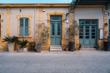 Small Cypriot Home