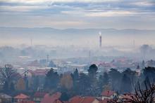 Fog, Smog And Smoke In Air Pol...