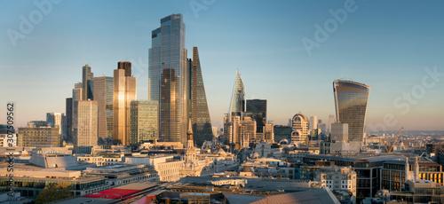 europe, UK, England, London, City 22 Bishopsgate from SP Canvas Print