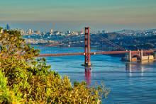 Golden Gate Bridge, The Gateway To San Francisco