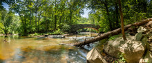 Boulder Bridge - Rock Creek Park - Washington, DC