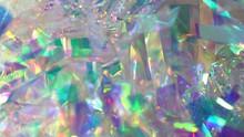 Holographic Iridescent Neon Gr...
